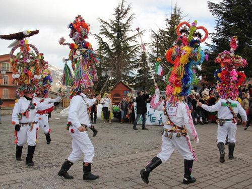Gran carnevale alpino di San Michele all'Adige, al via la nona edizione