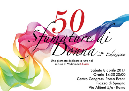50 Sfumature di Donna, II edizione