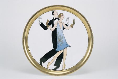 Al MIC di Faenza 150 ceramiche raccontano il lusso dello stile di vita borghese negli anni ruggenti