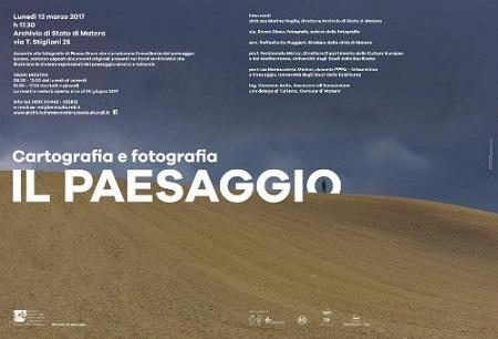 Il Paesaggio Cartografia e Fotografia