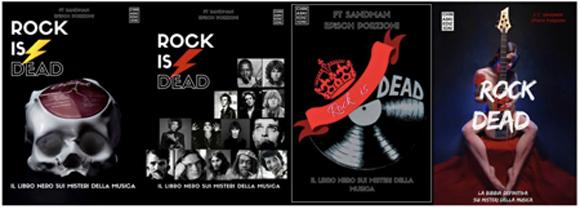 In cerca di una cover, Chinaski affida alla rete la scelta della copertina per il prossimo Rock is Dead