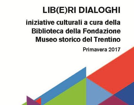 Lib(e)ri dialoghi, il nuovo ciclo