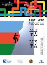 Metà Meta vernissage mostra d'arte di Tani Nebi