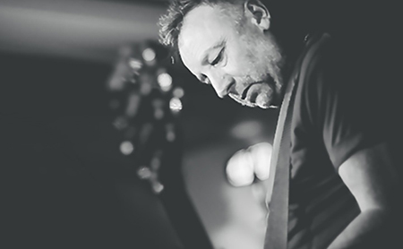 Peter Hook live al Quirinetta