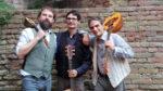 Evì Evàn Rebetiko Live al B-Folk di via dei Faggi