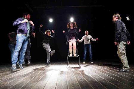 L'Ascensore, commedia dell'Assurdo del XXI secolo alla Fonderia delle Arti