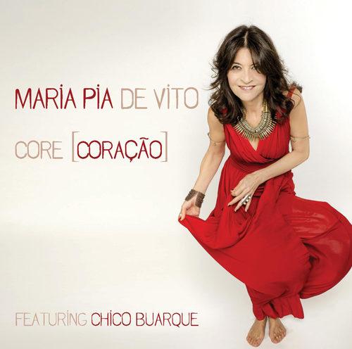 """Maria Pia De Vito in concerto all'Auditorium Parco della Musica per presentare il nuovo album """"core/coraçao"""""""