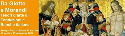 Da Giotto a Morandi. Tesori d'arte di Fondazioni e Banche italiane