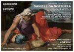 """Daniele da Volterra. I dipinti d'Elci"" – anteprima gratuita della mostra"