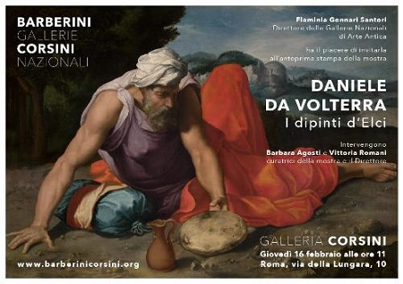 Daniele da Volterra. I dipinti d'Elci