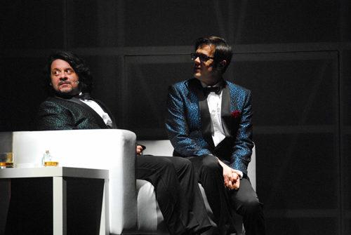 Lillo & Greg in scena al Teatro Olimpico