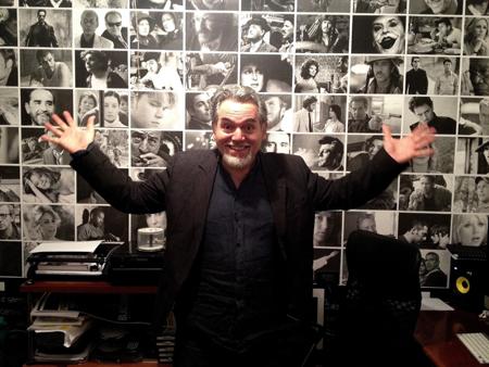 Marco Testoni e la musica per immagini al DieciLune- Festival dell'autore