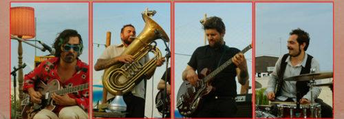 Qualità e follia, Il World Jazz Romagnolo dei Supermarket torna a Roma