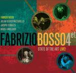 State of the art il nuovo album live di Fabrizio Bosso Quartet