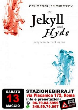 Jekyll & Hyde | concerto-spettacolo progressive rock a Stazione Birra