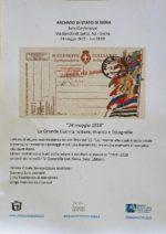 """""""24 maggio 1918"""" La Grande Guerra: lettere, musica e fotografie"""