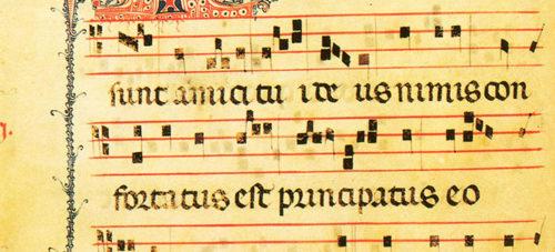 La musica dei codici musicali trentini del Quattrocento al Buonconsiglio