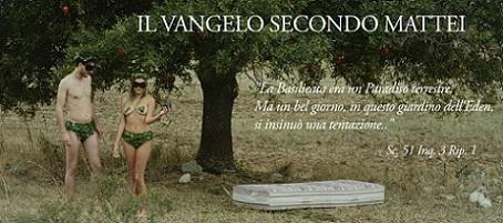 Il Vangelo secondo Mattei: fra commedia e cinema di denuncia presentato al Salone del libro di Torino nello stand dedicato a Matera 2019