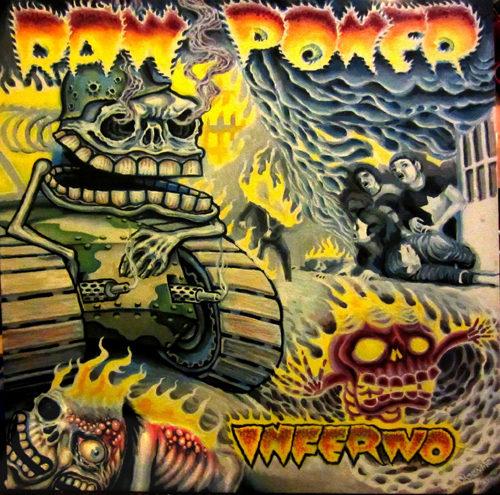 Tornano i Raw Power con un nuovo disco, e potremmo fermarci qui