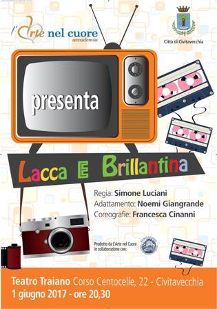 """Teatro, Civitavecchia: al Traiano debutta """"Lacca e Brillantina"""""""