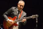 Luca di Luzio live al Fuoriporta di Ferrara in trio con il suo Luca di Luzio Blue(s) Room Trio