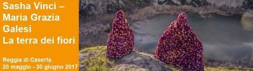 La terra dei fiori, il progetto del duo Sasha Vinci – Maria Grazia Galesi