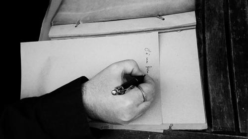 La poesia di Vincenzo Costantino Cinaski ritorna al Baronato Quattro Bellezze