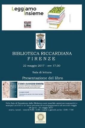 Presentazione del libro : G. Scamardì, Si come il suo disegno demostra…
