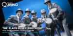 The Black Blues Brothers circo contemporaneo comico musicale al Teatro Quirino