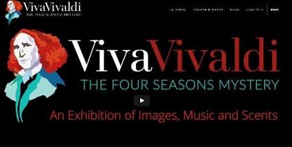 Viva Vivaldi a Venezia: per la prima volta la musica si vede e si respira. Un nuovo format artistico spettacolare per narrare l'autore delle Quattro Stagioni