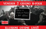 Illusioni Ottime in concerto al B-Folk