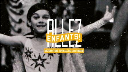 Allezenfants! Microfestival al Teatro India dal 5 al 6 giugno