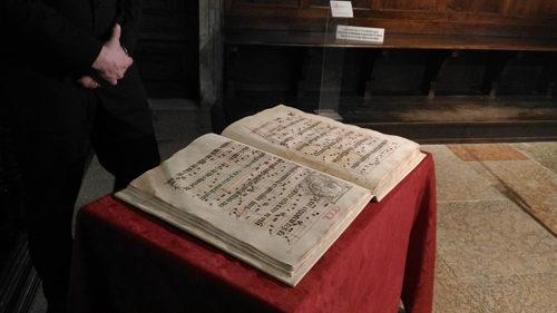 La magia del canto gregoriano al Castello del Buonconsiglio