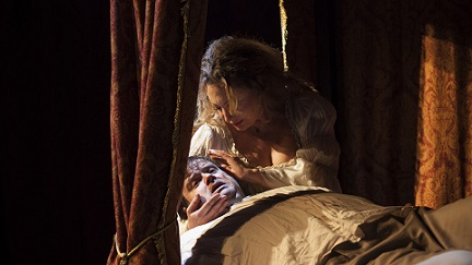 """Al Teatro Argentina di Roma """"Morte di Danton"""" di Georg Büchner"""