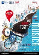 Festa della Musica 2017, il 21 giugno più di 9 mila eventi in oltre 500 città per celebrare il solstizio d'estate