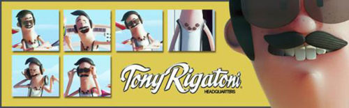 Tony Rigatoni, col suo brano pop-dance cartoon per bambini che ha ammaliato pure Gianluca Vialli, e quindi da oggi… Arriva Tony