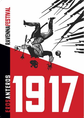 1917, il tenace filo rosso di ErosAntEros in prima assoluta al Teatro Alighieri