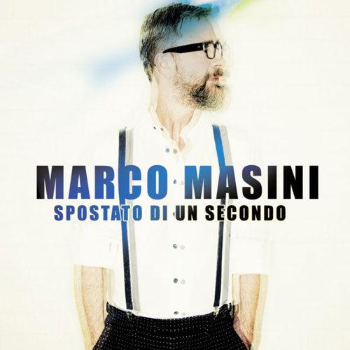 Marco Masini, proseguono i concerti per presentare il nuovo album Spostato di un secondo