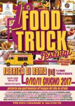 Food Truck Festiv, al via la prima edizione a Fabrica di Roma