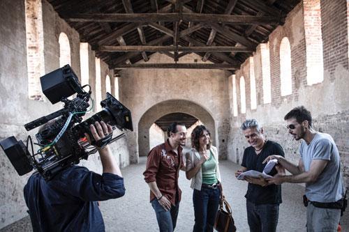 Luciano Ligabue, al via le riprese per il terzo film Made in Italy