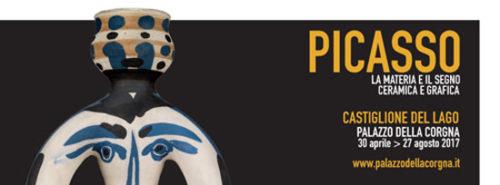 Picasso alla Fortezza di Castiglione del Lago. La materia e il segno