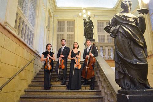 Beethoven, Webern e Debussy nel concerto del Quartetto Adorno