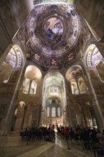 Giovani artisti per Dante e Vespri a San Vitale