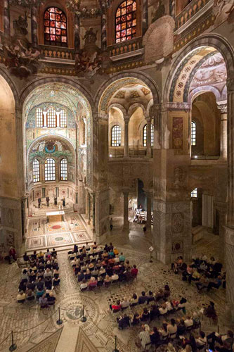 Giovani artisti per Dante e Vespri a San Vitale, i nuovi appuntamenti