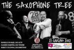 Festa Musica Roma 2017, The Saxophone Tree