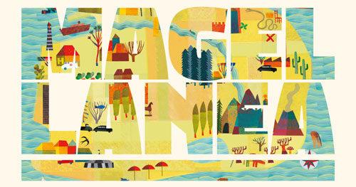 Magellanea. Viaggio nel mondo dell'illustrazione