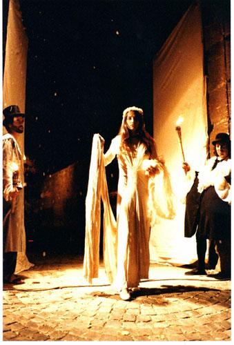 I volti di Faust di Emilio Genazzini al Teatro Marconi di Roma