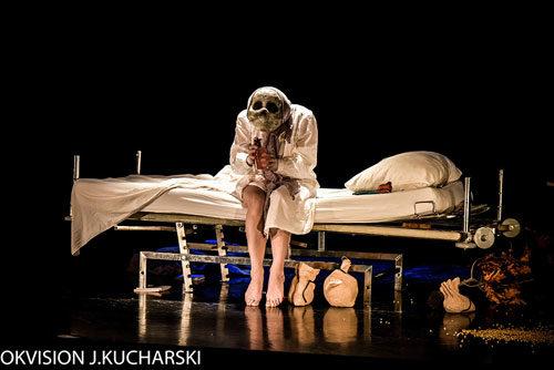 La Mama Spoleto Open, Preludes Anatra Morte Tulipano, il puppet theatre di Laura Bartolomei