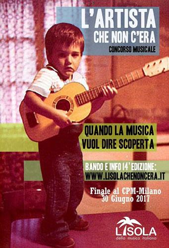 Gianluca Secco vince la 14ª edizione de L'artista che non c'era