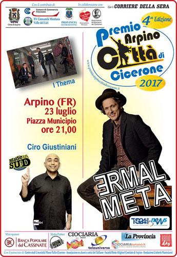 I Thema in concerto ad Arpino